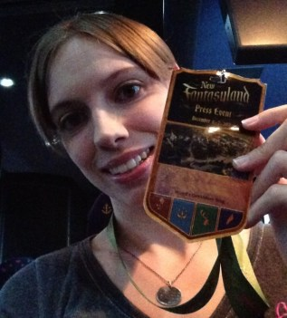 Me and my Press Pass  Image: Dak Sullivan