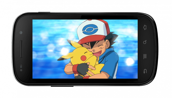 Pokémon TV App
