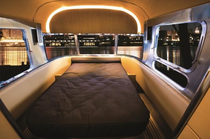 Airstream Unveils Luxe Land Yacht RV WIRED