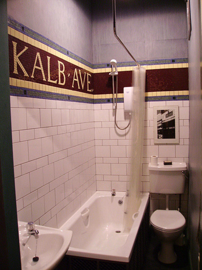 Finally a Clean Subway Station Bathroom  WIRED