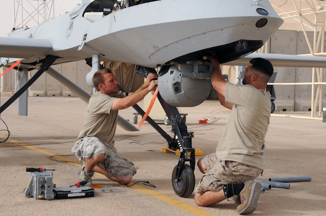 Budget Cuts Are Set to Hit US Militarys Drone Fleet  WIRED