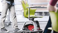 Steelcase Reinvents the School Chair | WIRED