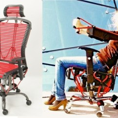 Office Chair Exercises Wicker Hammock With Stand Gymygym Built In Gymnasium Wired