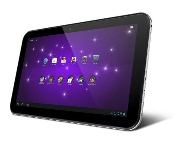 Toshiba' 13- Excite World Tablet