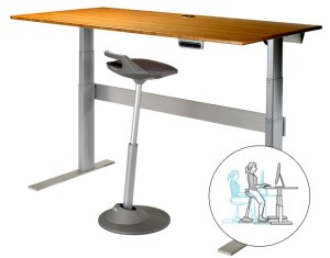 Tall Chair For Standing Desk