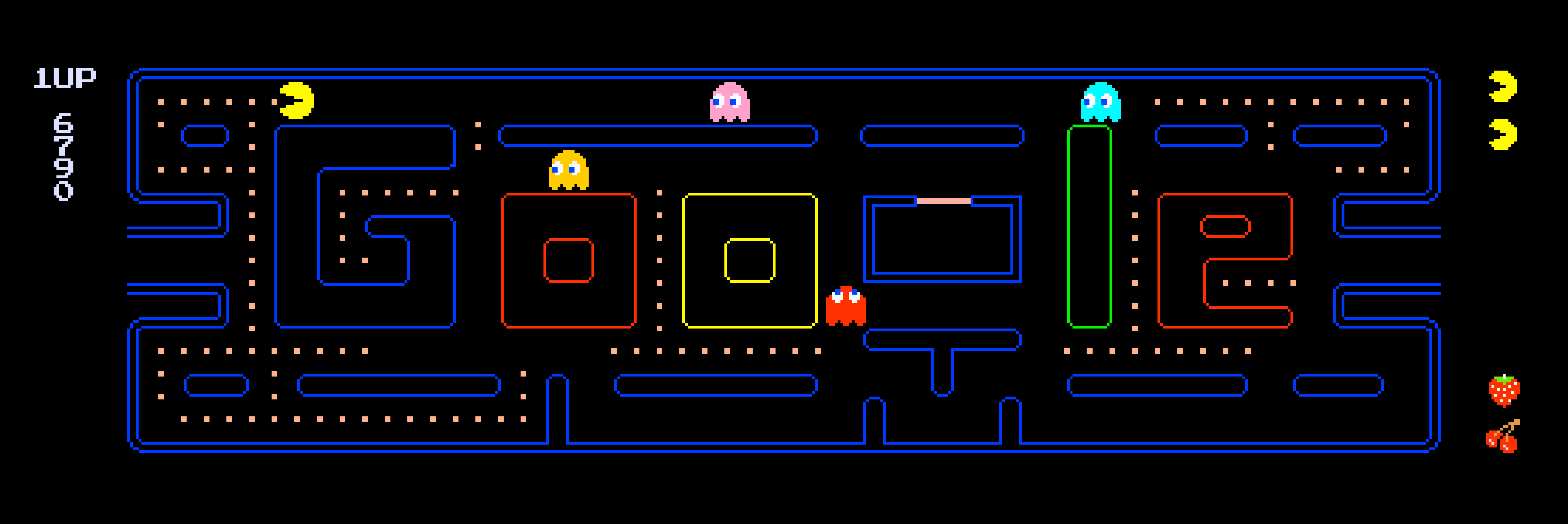 Interactive Google Doodle Celebrates Pac-Man's 30th | WIRED