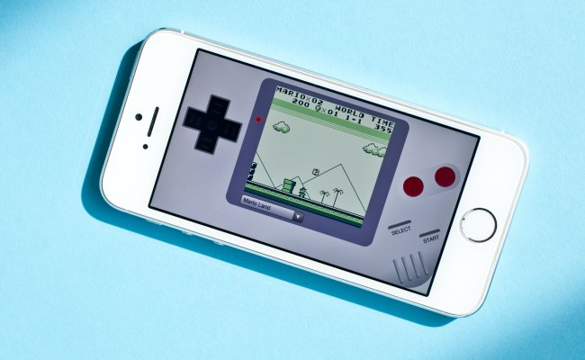 Play Game Boy Classics On Your Iphone While You Still Can