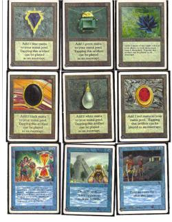 Magic Powercards