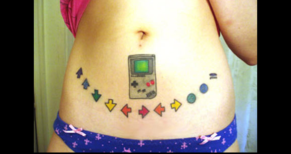 The 30 Worst Videogame Tattoos