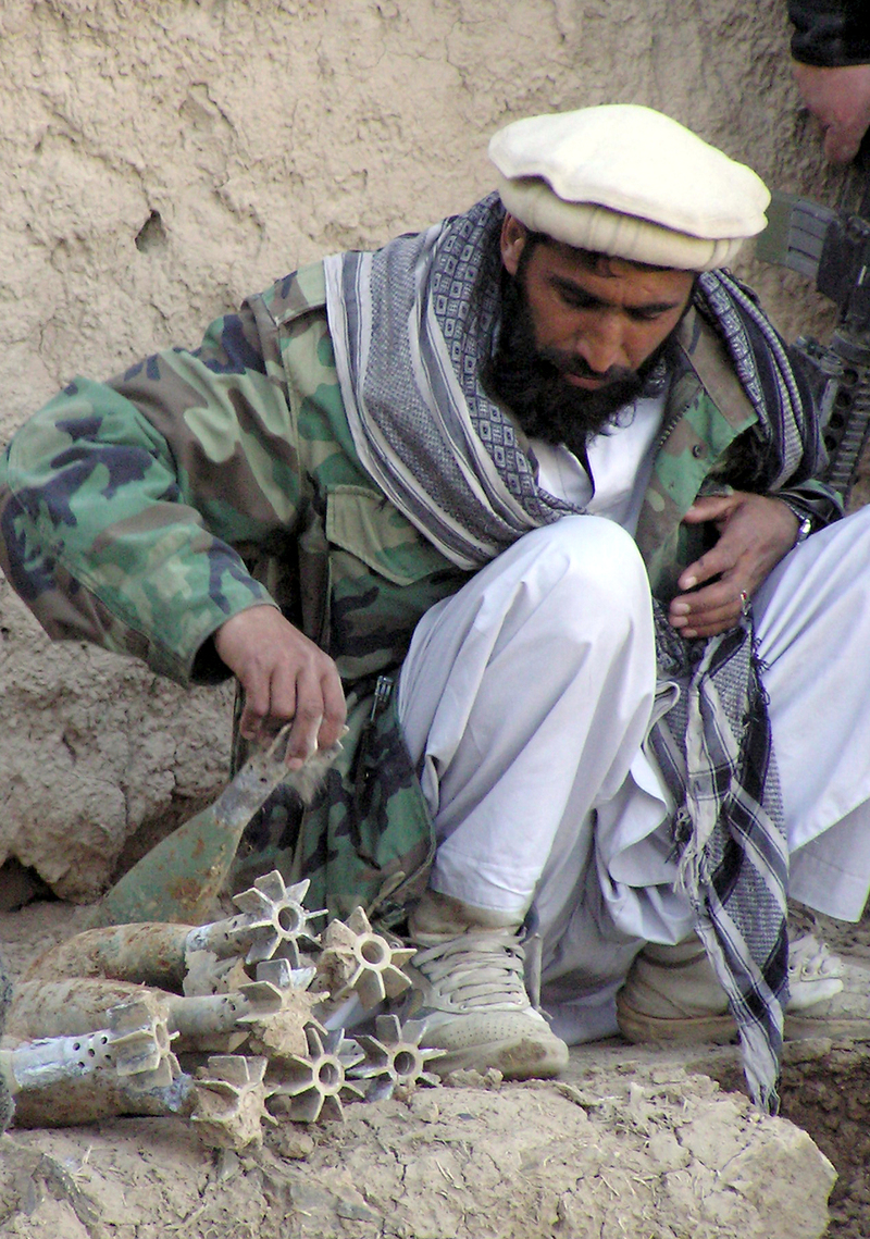 Taliban Backs Off Maximum Craziness  WIRED