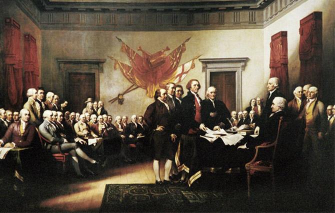 Risultati immagini per ju;ly 4 1776