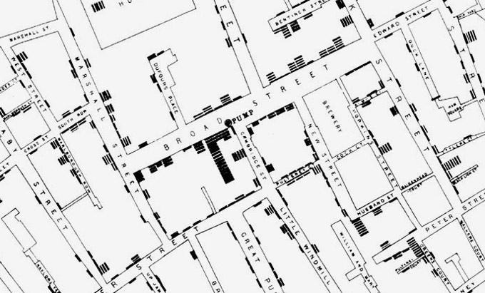 Sept. 8, 1854: Pump Shutdown Stops London Cholera Outbreak