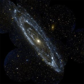 """Image result for 1924 – Edwin Hubble's discovery, that the Andromeda """"nebula"""" is actually another island galaxy far outside of our own Milky Way, is first published in The New York Times."""
