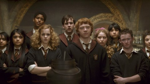 Harry Potter And The Half Blood Prince Is A Teen Comedy Moviebabble