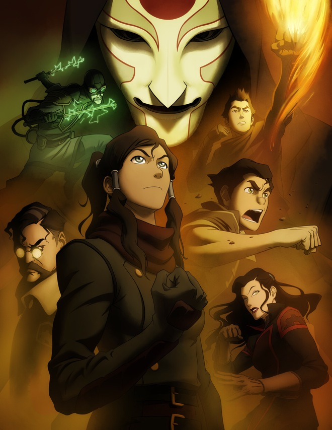 why legend of korra