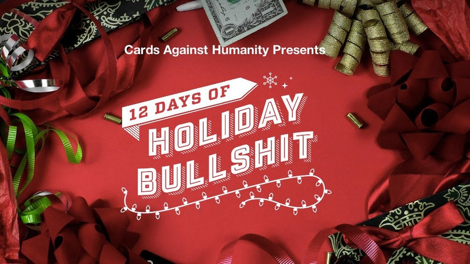 Cards Against Humanitys Gifts Actually Rekindling Our