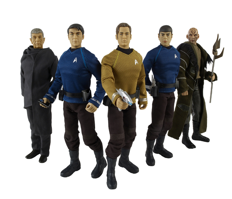 Review New Star Trek Toys Aim for Kids and Collectors  WIRED