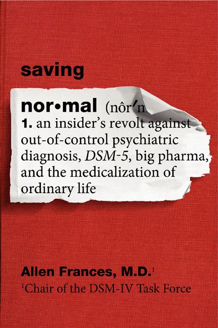 Saving Normal Book Cover
