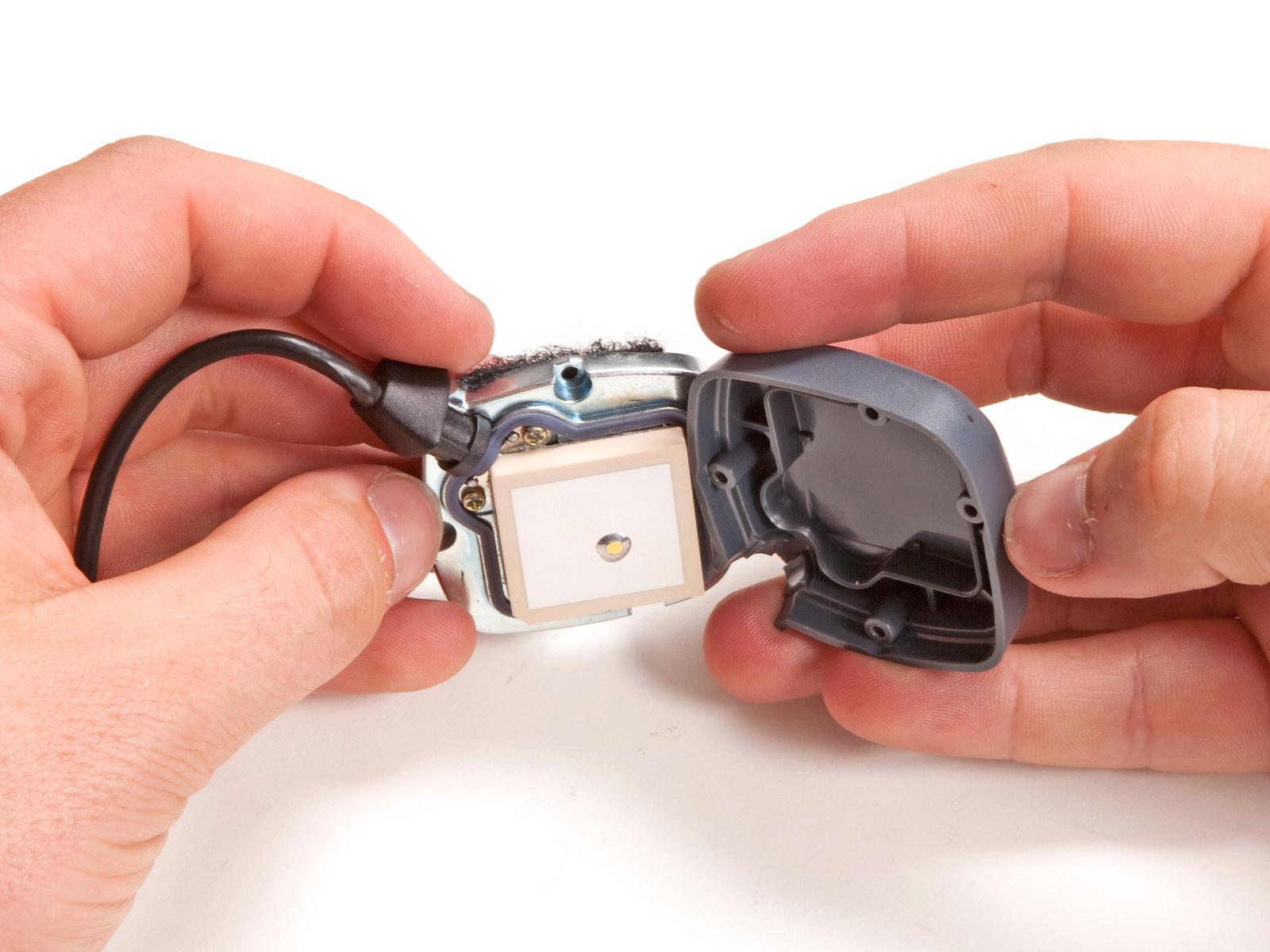 Step 4— Tracking Device Teardown