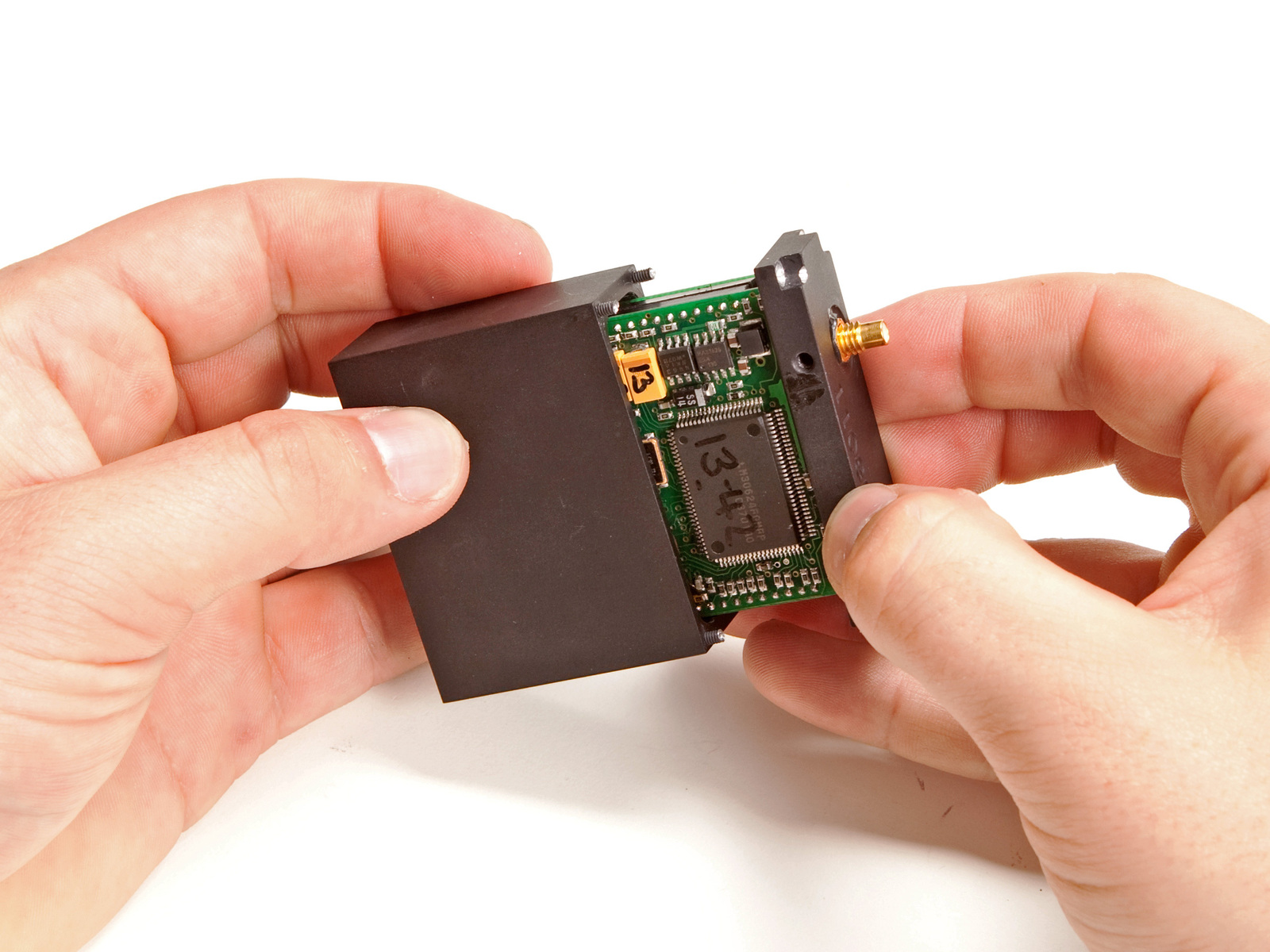 Step 7 — Tracking Device Teardown