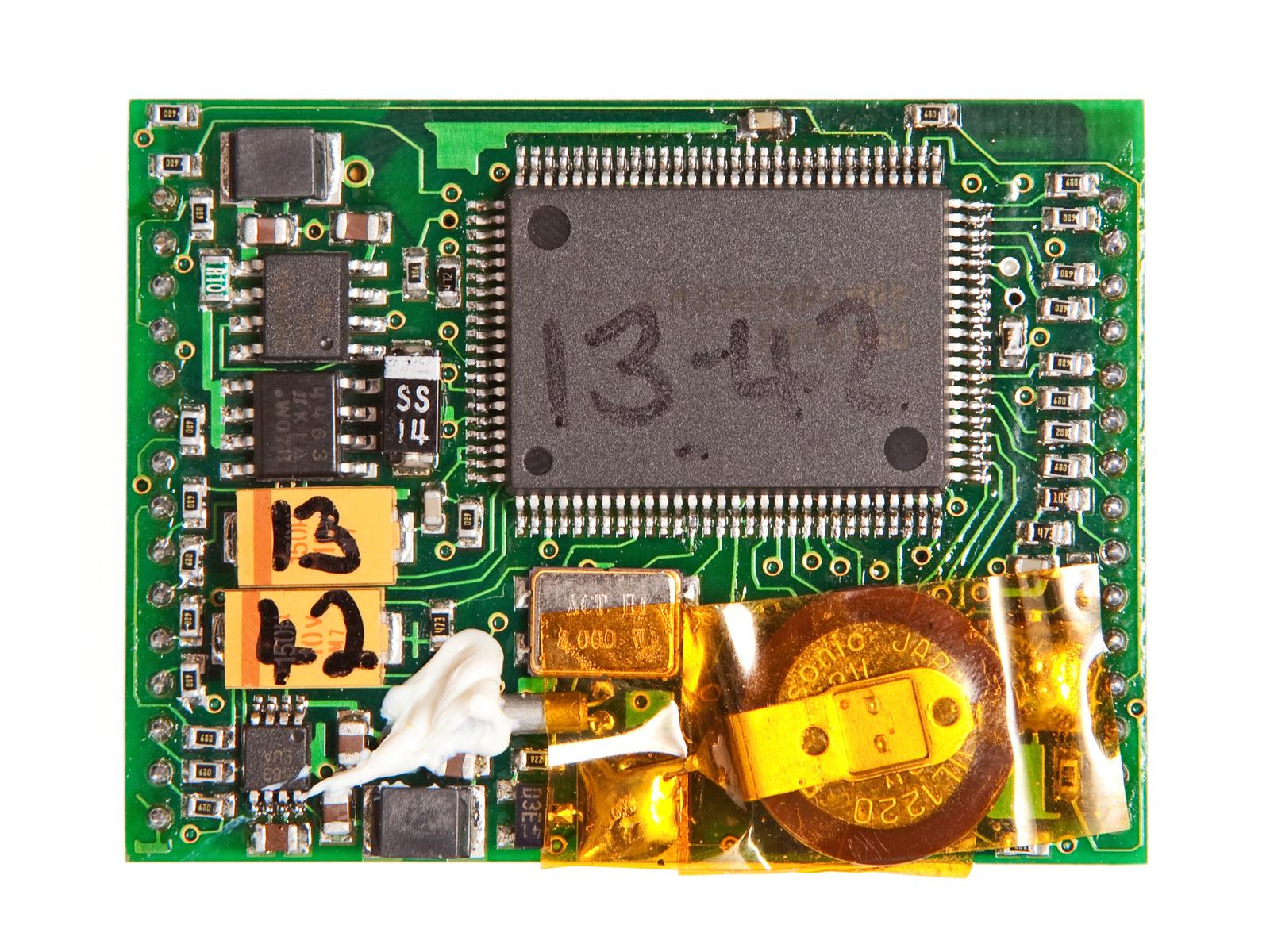 Step 8 — Tracking Device Teardown