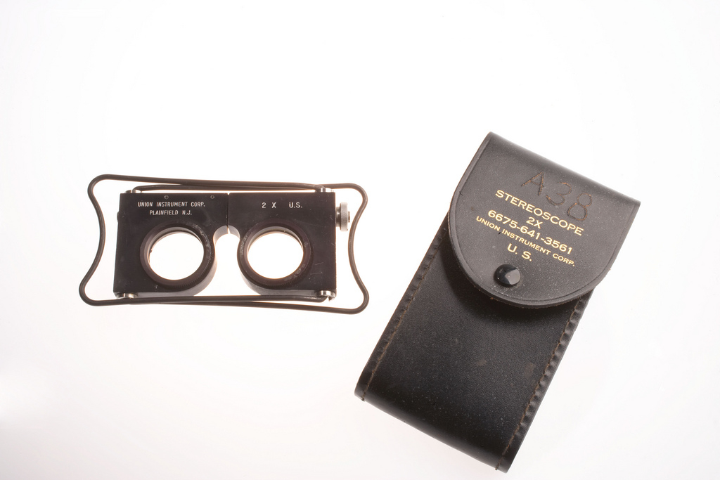Stereoscope and Case