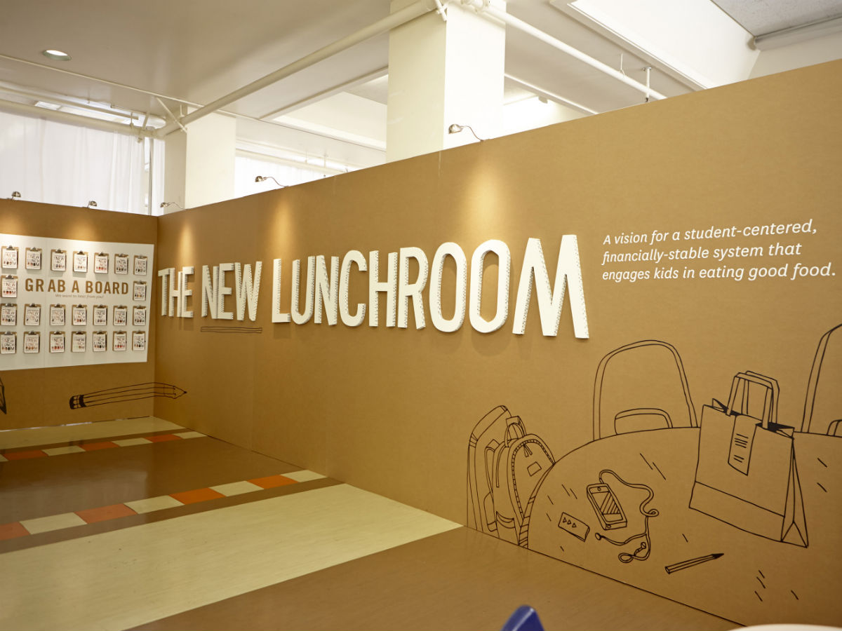 How To Reinvent The School Lunch And Get Kids To Eat