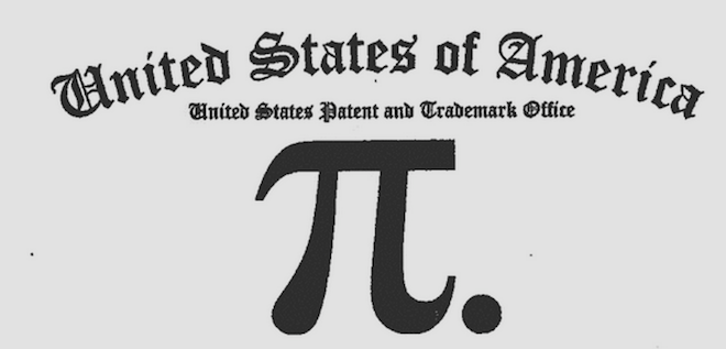 This Guy Trademarked the Symbol for Pi and Took Away Our