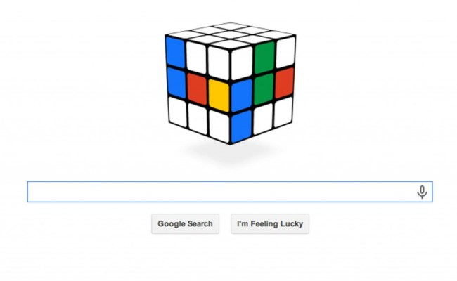 How Google Built Its 3 D Interactive Rubik S Cube Doodle
