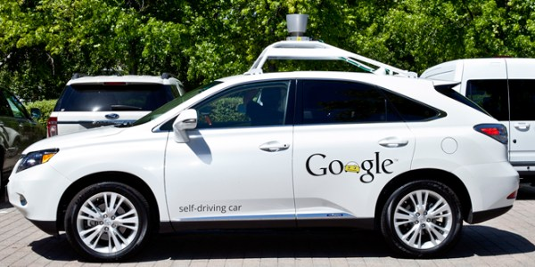 Googles Robot Car Cant Explore New Roads and Thats a