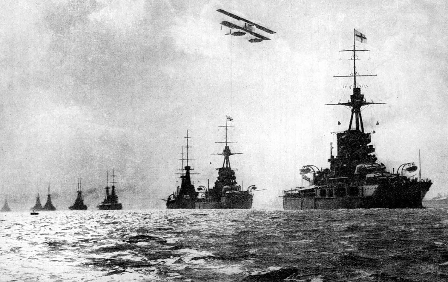 The Wwi Battleships That Saved And Doomed The British Empire