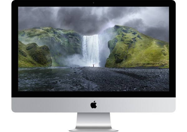 Imac Sports Brilliant 5k Display And Supercharged Graphics Wired