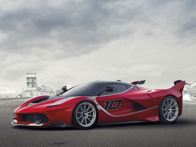 Watch Ferrari's F1 Star Take Its $2.9M Supercar for a Spin