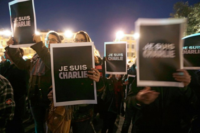 Terrorists Can't Kill Charlie Hebdo's Ideas