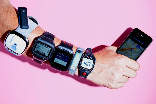 The Next Job for Fitness Trackers: Teach Us How to Live