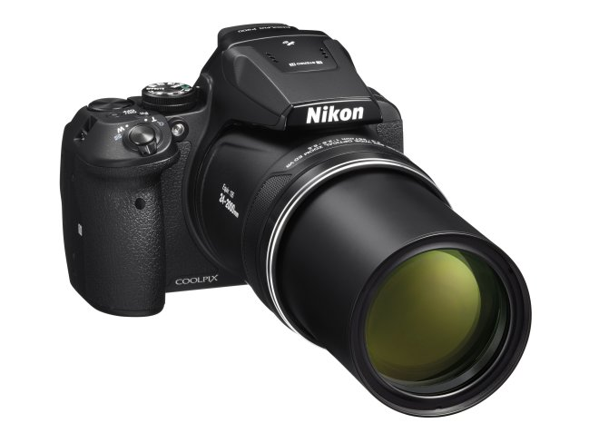 Nikon's New Point and Shoot Has an Absurdly Long Zoom Range