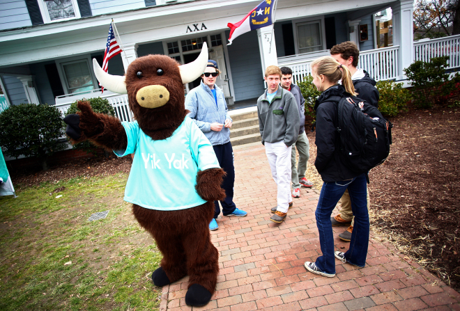Yik Yak and Online Anonymity Are Good for College Students