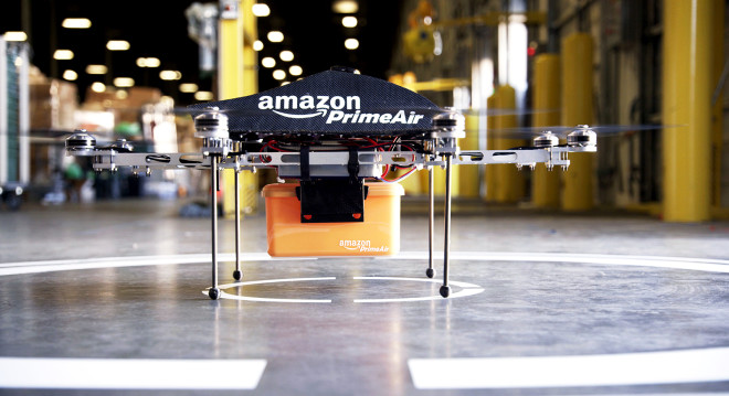 Amazon Can Now Test Its Delivery Drones in the U.S.