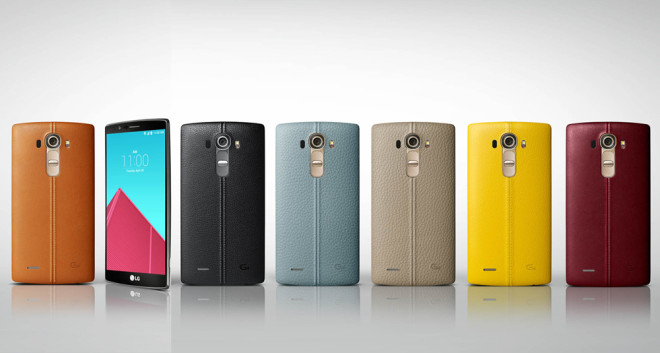 The LG G4 Has A Leather Jacket and a Great Camera