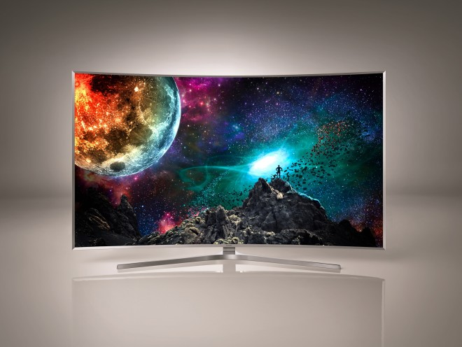Samsung's New 4K TVs Are Here, and They're Gorgeous