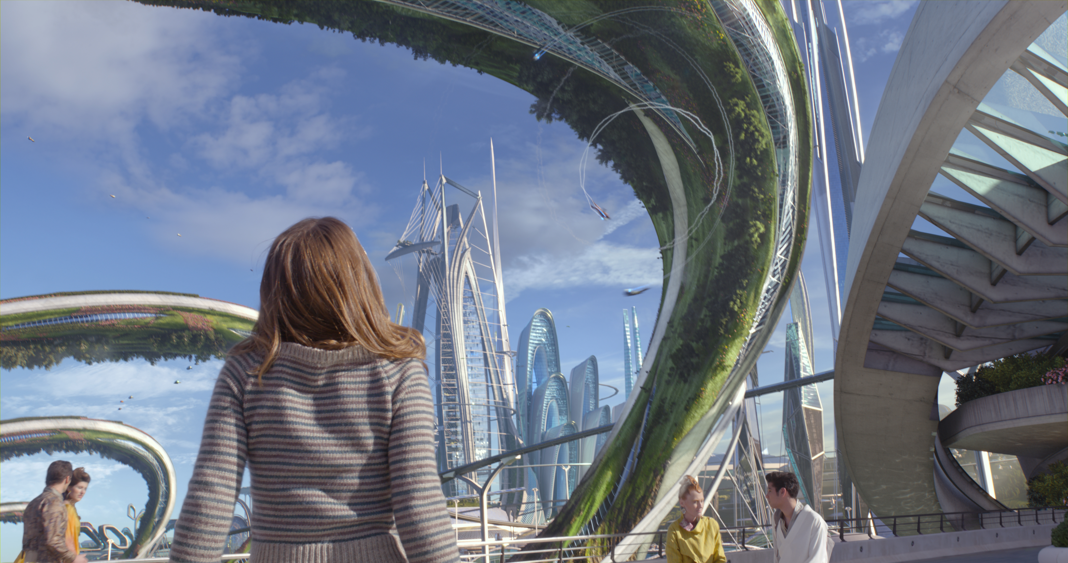 Image result for tomorrowland film