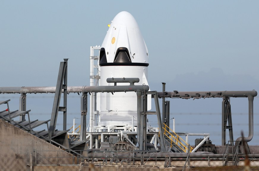 Watch SpaceX's First Test of Its Astronaut Bailout System ...