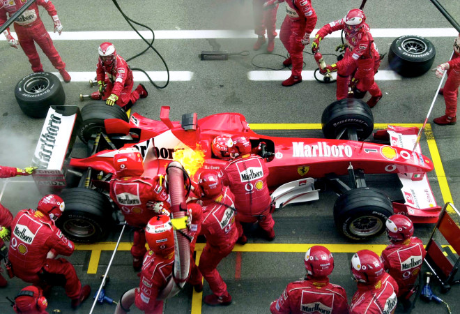 New Rules Could Make Formula One Exciting Again