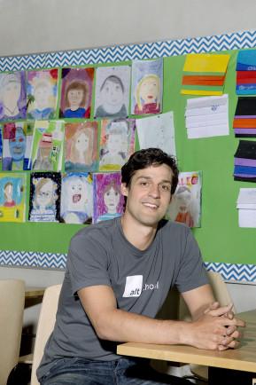 AltSchool founder Max Ventilla.