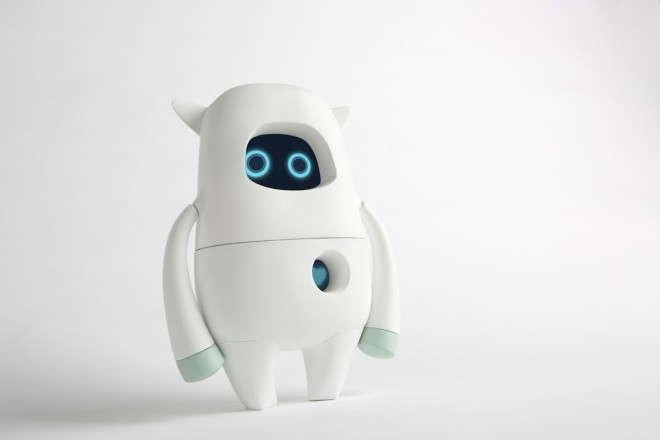 This Little Robot Wants to Be Your Best Friend