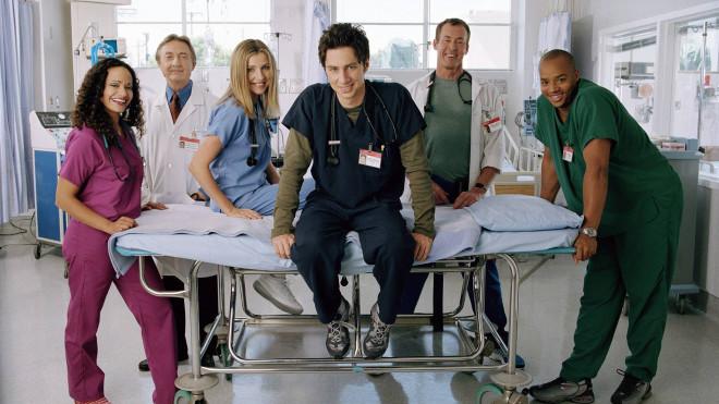 WIRED Binge-Watching Guide: Scrubs