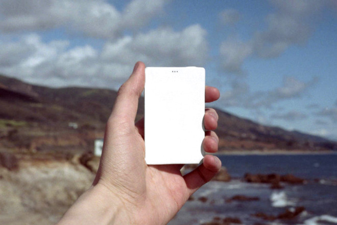 This Guy Wants to Build a Phone the Size of a Credit Card