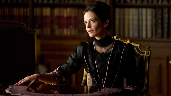 Penny Dreadful GIF and a Graf: Eva Green Is the Devil's Plaything