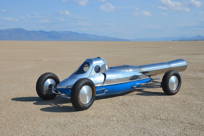 You Can Buy This Bonkers Jet Car for Just $30K