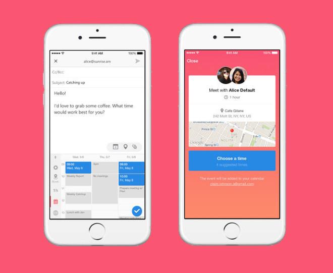 Nifty Calendar App Turns Your Phone Into a Split Screen